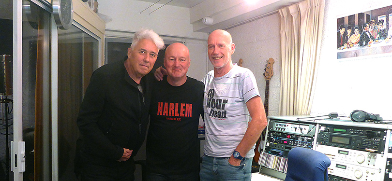 Golden Earring recording